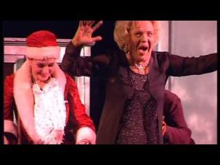 Спектакль «Старая дева» в театре Эстрады