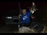 охота  на утку с пневматики с собакой hunting with airguns for a duck