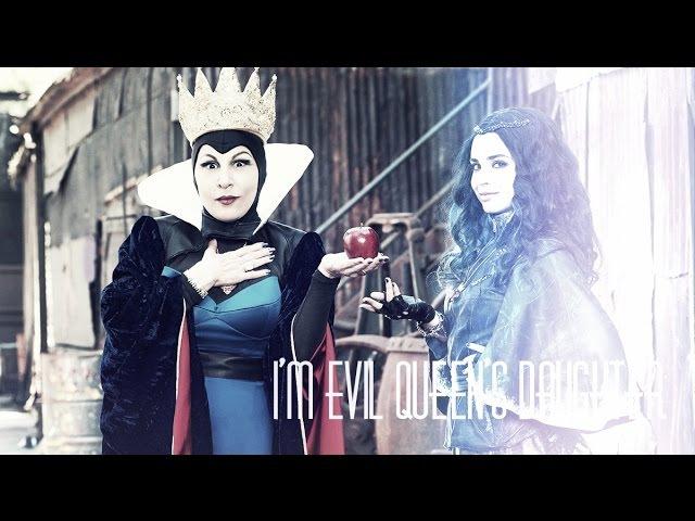 Evie | i'm evil queen's daughter