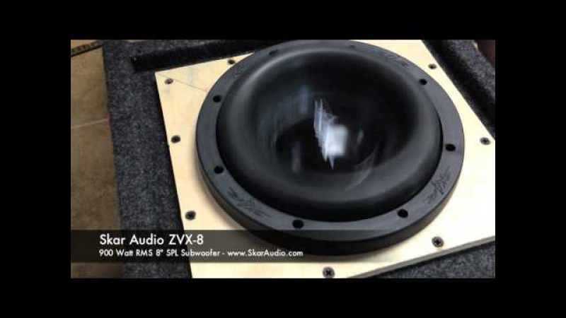 Skar Audio ZVX-8 SPL 8