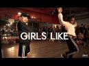 Tinie Tempah Girls Like ft Zara Larsson Choreography by Eden Shabtai Filmed by @TimMilgram