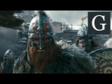Top 5 Most Epic Video Game Cinematic trailers (1080p)