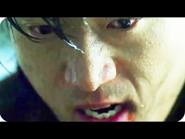 THE BODYGUARD Trailer (2016) Kung Fu Superhero Movie