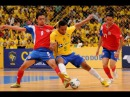 Brasil 5 x 0 Paraguai - COMPLETO - Amistoso Futsal - HD