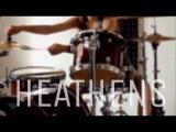 Twenty one pilots - Heathens (OST Suicide Squad) - Drum cover