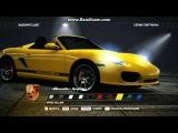 NFS Hot Pursuit обзор Porsche Boxster Spyder
