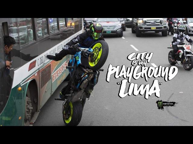 City is my Playground 2 Lima | Nick Apex Ernie Vigil