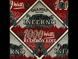 Quantic &amp Flowering Inferno - 1000 Watts (Rudeboy Edit)
