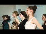 Танец испанской страсти. Фламенко
