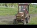 Трактор самодельный, 2 home-made tractor