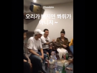 [04.08.16] Snapchat: AOMG at Absolut Mix Launch Party