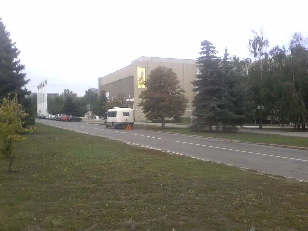 ВПензе наМаксима Горького произошла коммунальная авария