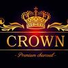"""Кокосовый уголь премиум-класса """"Crown"""""""