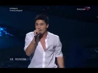 Евровидение 2006 Победитель Дима Билан