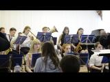 Оркестр.Норвежский танец