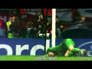 Важнейший сэйв Ван дер Сара в карьере | Kulikov | vk.com/nice_football