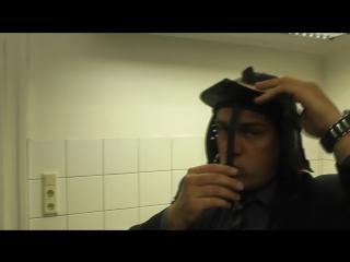 Шлем рейтара середины 17вв из HGM, Вена.