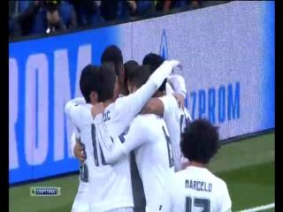 Реал Мадрид - Мальме 6-0 К.Роналду (покер)