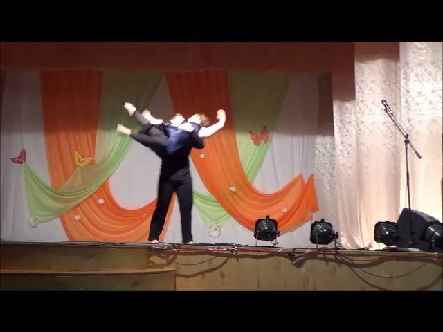 Я теряю тебя... Моисеева Татьяна и Артемьев Кирилл, хореограф-постановщик Регина Коробка
