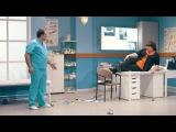 Однажды в России Муж и жена в больнице из сериала Однажды в России смотреть бесп...