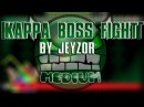 Kappa Boss Fight by Jeyzor Demon All Coins ~ Geometry Dash