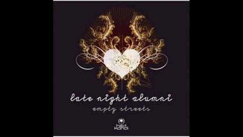 Empty streets (original mix) - late night alumni