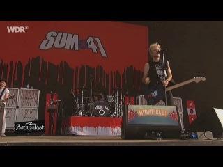 Sum 41 - Live Highfield Festival 2016 (Full Show) HD