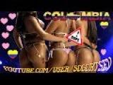 Colombian Bikini Girls Booty dance  Колумбийские Девчонки в бикини