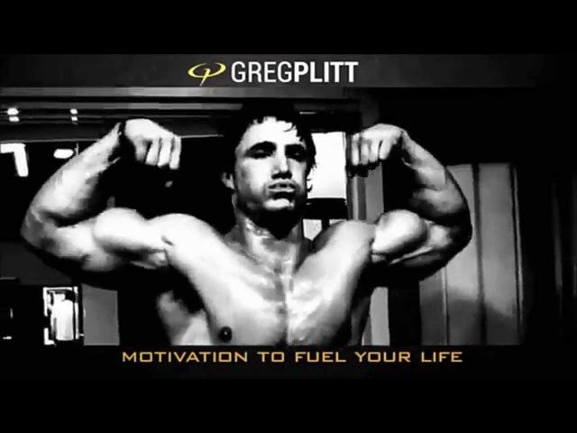 Greg Plitt (Грег Плитт) - Контроль над собой(NORDFJORD) HD 2015