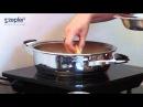 Шарлотка Рецепт приготовления в посуде Zepter