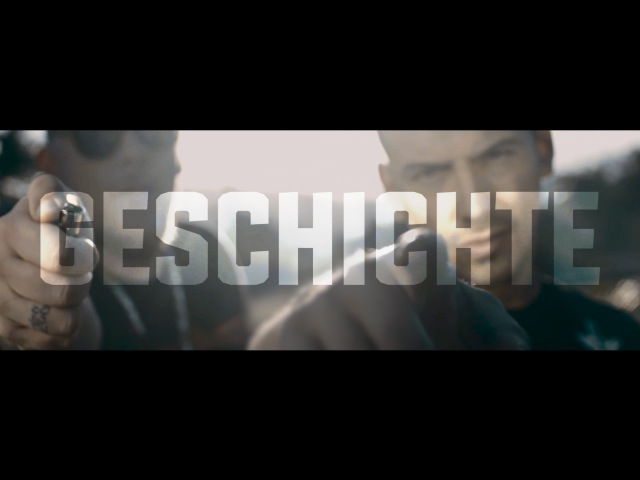 RAF CAMORA FEAT. BONEZ MC - GESCHICHTE (OFFICIAL VIDEO) | GHOST 15.04.2016