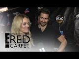 Peta Murgatroyd and Nyle DiMarco Are Pumped for