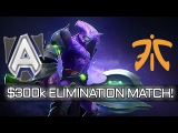 ALLIANCE vs. FNATIC - $300k ELIMINATION MATCH TI6 DOTA 2