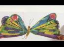 La oruga muy hambrienta - The very hungry caterpillar