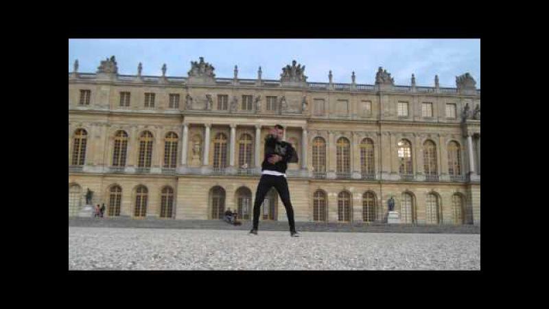 Dancing ELECTRODANCE at París - Versalles