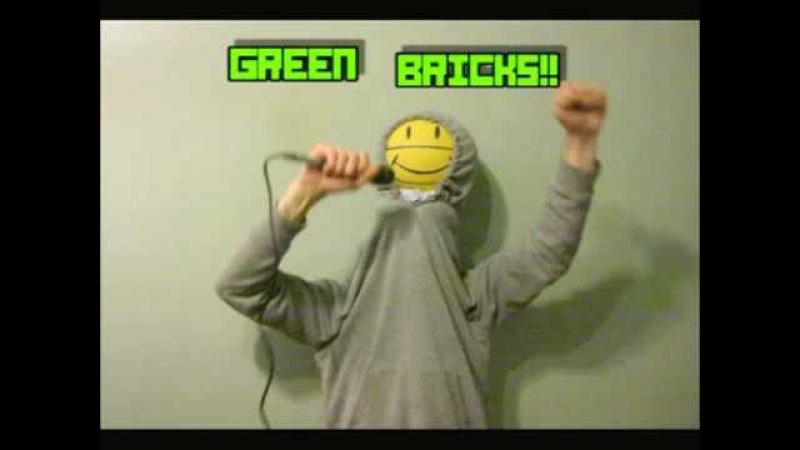 Zach Hill - Green Bricks