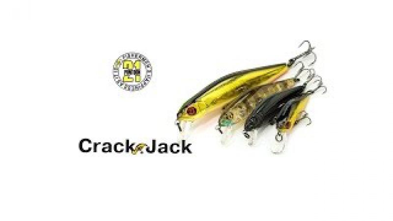 Воблер Pontoon 21 CrackJack. Подводная съемка. Underwater