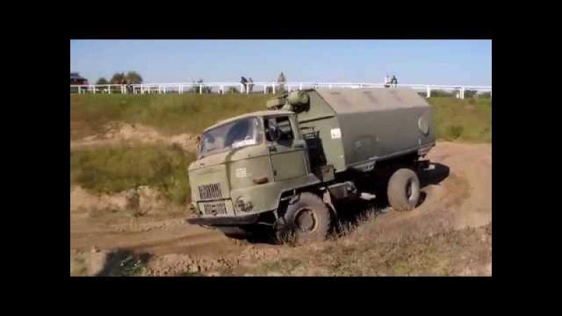 IFA L 60 LAK auf der Rennstrecke in Dolle 2015