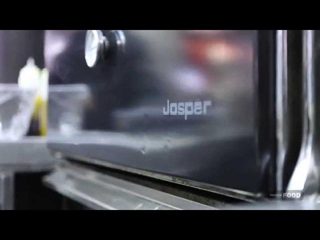 Приготовление блюд в печи Josper