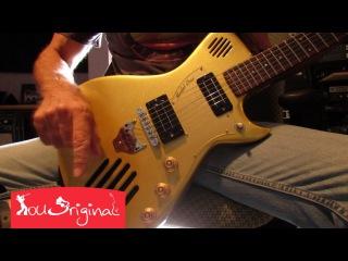 Amazing Guitar Invented