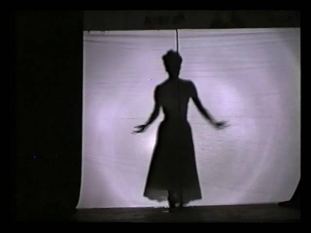 Танец теней в постановке устюженской коррекционной школы Неужели это я?
