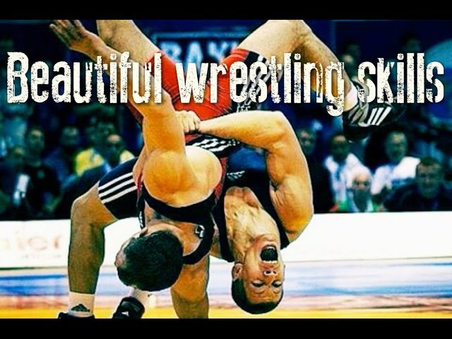 Beautiful Wrestling Skills l Highlight (part 1)