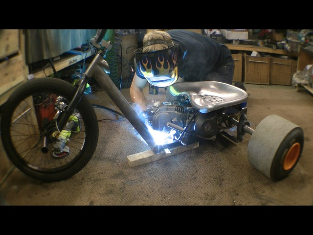 Making a Motorised Drift Trike