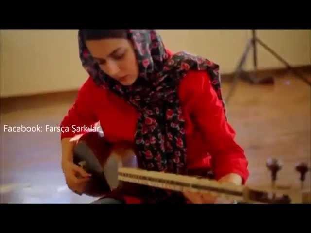 İranlı kadın şarkıcılardan Mevlananın Çok güzel bir Farsça Şiiri