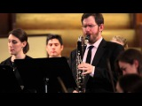 Jonathan Russell Bass Clarinet Concerto  Kaleidoscope Chamber Orchestra