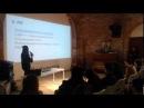 Лекция организация мероприятий и PR Ася Репрева, Москва