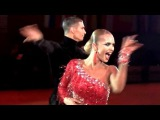 Miha Vodicar - Nadiya Bychkova  final - samba  Brno Open 2013, WDSF WO latin,