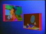 staroetv.su / Анонс программы Волшебный мир Диснея в следующее воскресенье (РТР, 1993) Гуфи и его команда и Черный плащ