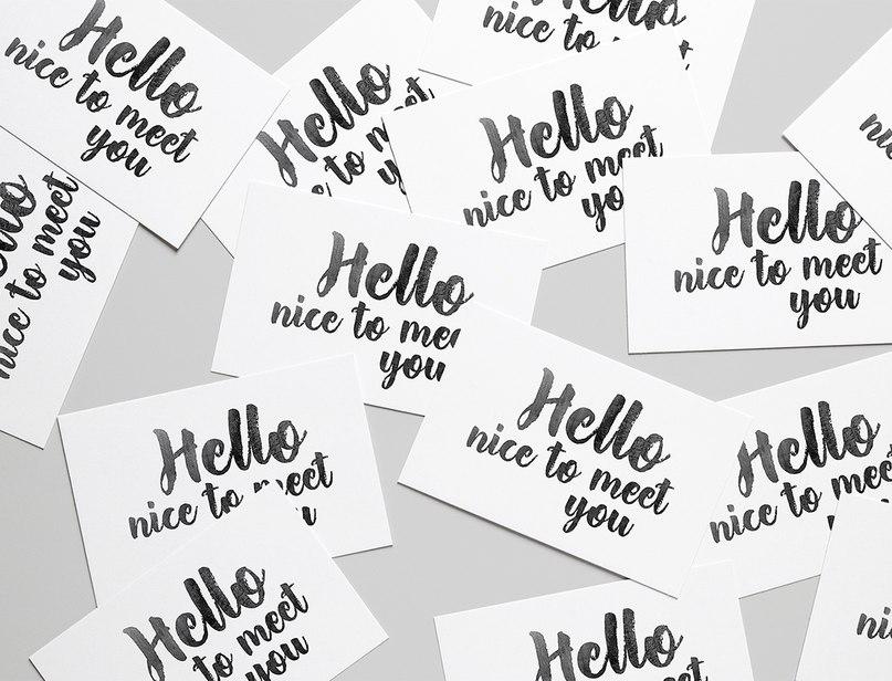 Download Hensa font (typeface)