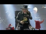 AC/DC with Axl Rose - ROCK OR BUST (Pro Shot!) - Live Lisbon 2016